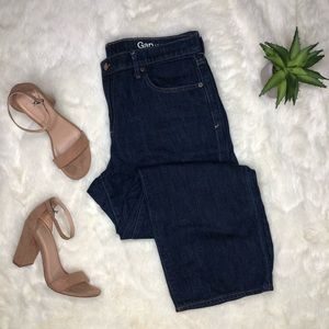 Gap 1969 Original Wide Leg Crop Jeans